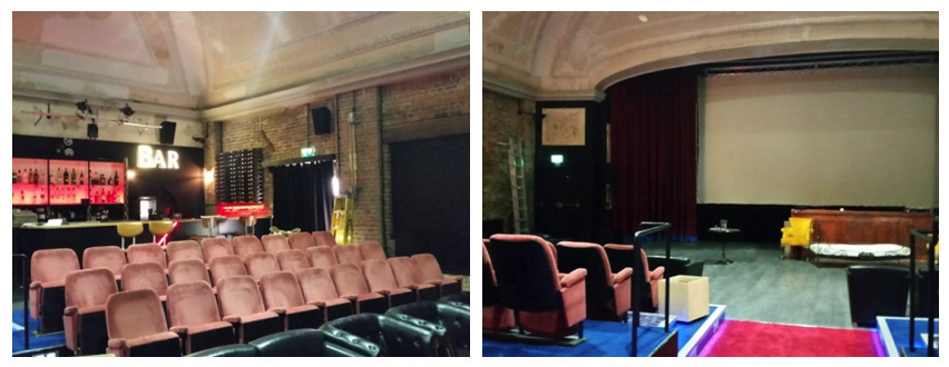 Kino Teatr Choose Sound Associates for Digital Projection and Sound Installation.