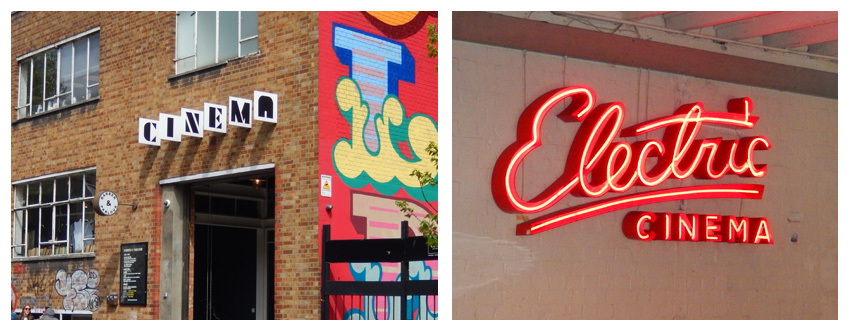 Soho House Electric Cinema Shoreditch - From idea to reality in three weeks