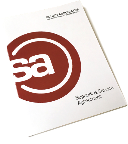 Support and Service Agreements logo